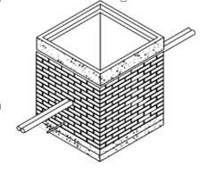 caja de inspección para alumbrado y acometida de baja tencióncs274