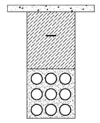 """Esoinsas- nueve ductos de ø 6"""" CS 213"""