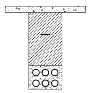 """Esoinsas- seis ductos de ø 4"""" CS 210"""